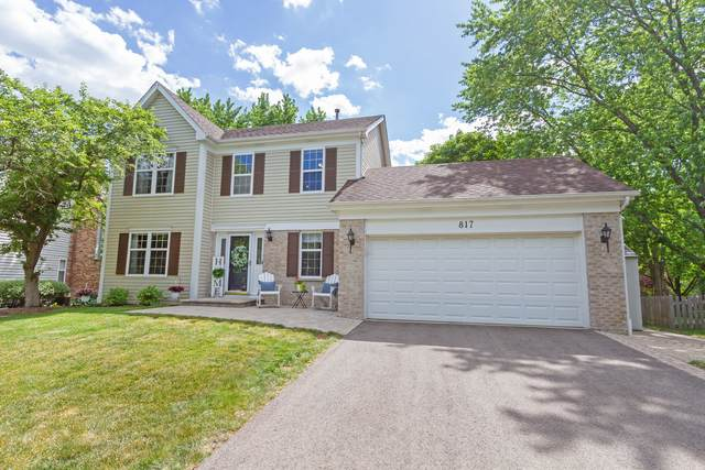 817 Arrowhead Lane, St. Charles, IL 60174 (MLS #11124067) :: Ryan Dallas Real Estate