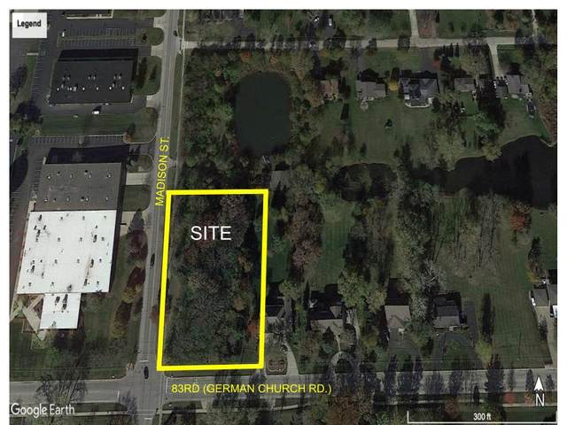 15W780 83rd Street, Burr Ridge, IL 60527 (MLS #11124068) :: The Wexler Group at Keller Williams Preferred Realty