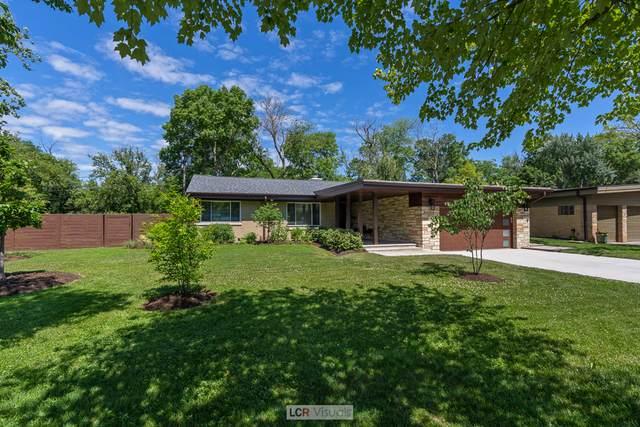 528 River Oaks Drive, River Forest, IL 60305 (MLS #11124077) :: John Lyons Real Estate