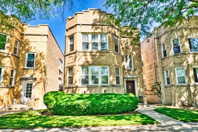 6735 N Washtenaw Avenue, Chicago, IL 60645 (MLS #11124097) :: Ryan Dallas Real Estate