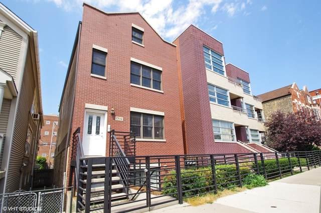 1504 W Augusta Boulevard #2, Chicago, IL 60642 (MLS #11124101) :: Ani Real Estate