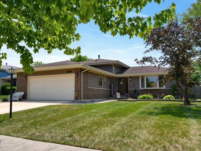 4909 Timber Court, Oak Forest, IL 60452 (MLS #11124112) :: The Spaniak Team