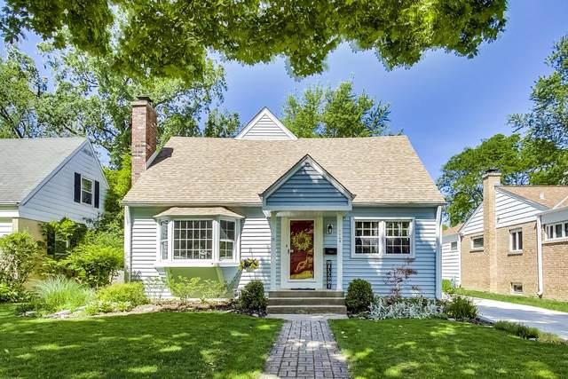 1164 N Hickory Avenue, Arlington Heights, IL 60004 (MLS #11124184) :: John Lyons Real Estate