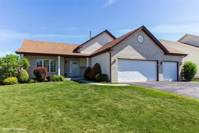 4668 W Iris Lane, Monee, IL 60449 (MLS #11124232) :: The Wexler Group at Keller Williams Preferred Realty