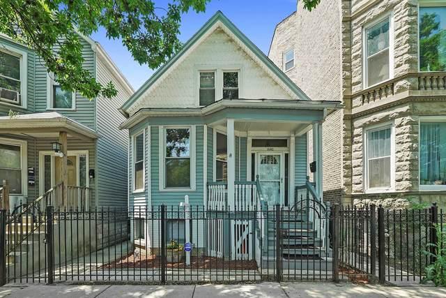 1640 N Kedzie Avenue, Chicago, IL 60647 (MLS #11124339) :: Ryan Dallas Real Estate