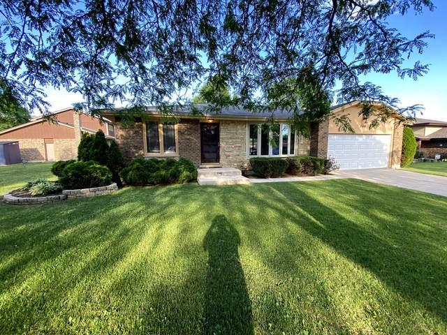 749 Campus Avenue, Matteson, IL 60443 (MLS #11124351) :: Ryan Dallas Real Estate