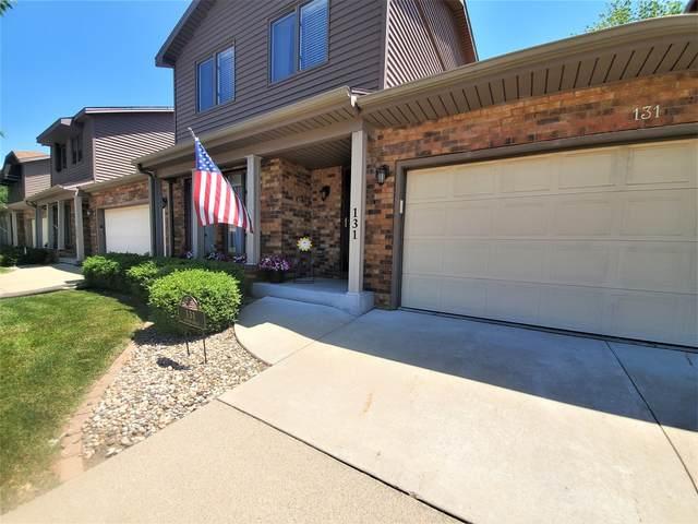 131 Manor Circle #131, Bloomington, IL 61704 (MLS #11124367) :: Ryan Dallas Real Estate