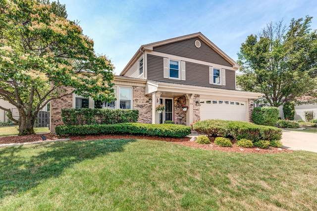 1174 Devonshire Road, Buffalo Grove, IL 60089 (MLS #11124381) :: BN Homes Group