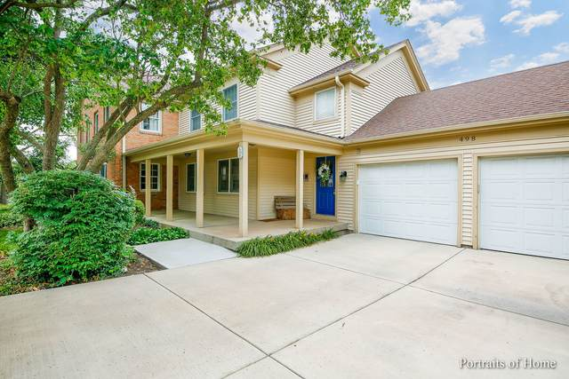 498 River Bend Road A, Naperville, IL 60540 (MLS #11124398) :: Rossi and Taylor Realty Group