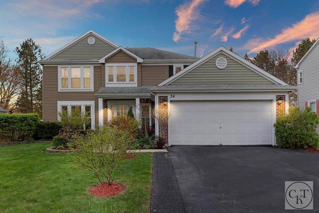 34 Royal Oak Drive, Vernon Hills, IL 60061 (MLS #11124459) :: The Wexler Group at Keller Williams Preferred Realty