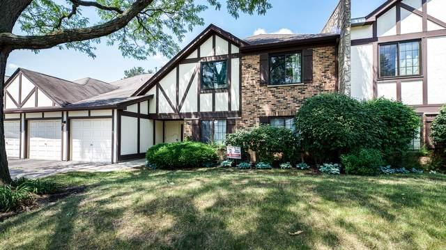 1940 N Hidden Creek Circle #3, Palatine, IL 60074 (MLS #11124494) :: John Lyons Real Estate