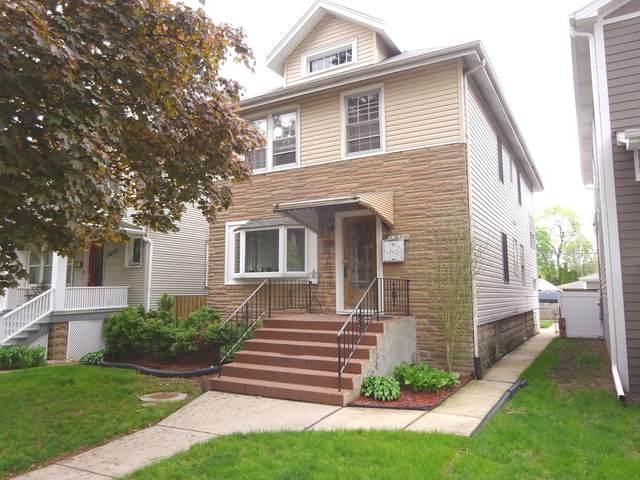 5837 W Peterson Avenue, Chicago, IL 60646 (MLS #11124574) :: RE/MAX Next