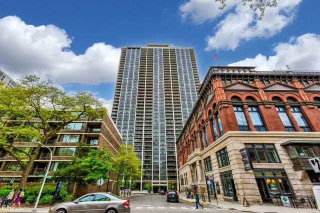 1560 N Sandburg Terrace 4109J, Chicago, IL 60610 (MLS #11124595) :: BN Homes Group