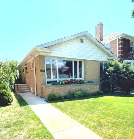 6245 N Keeler Avenue, Chicago, IL 60646 (MLS #11124649) :: RE/MAX Next