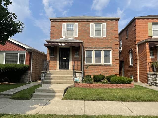 10344 S Rhodes Avenue, Chicago, IL 60628 (MLS #11124719) :: Jacqui Miller Homes