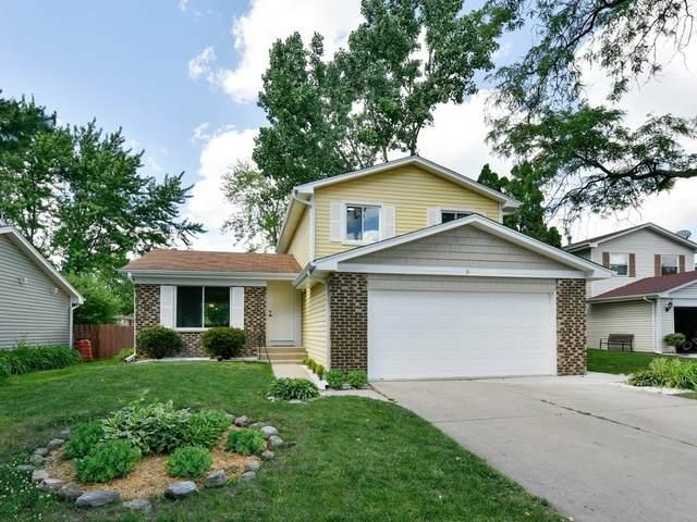 11 Plover Court, Woodridge, IL 60517 (MLS #11124728) :: BN Homes Group