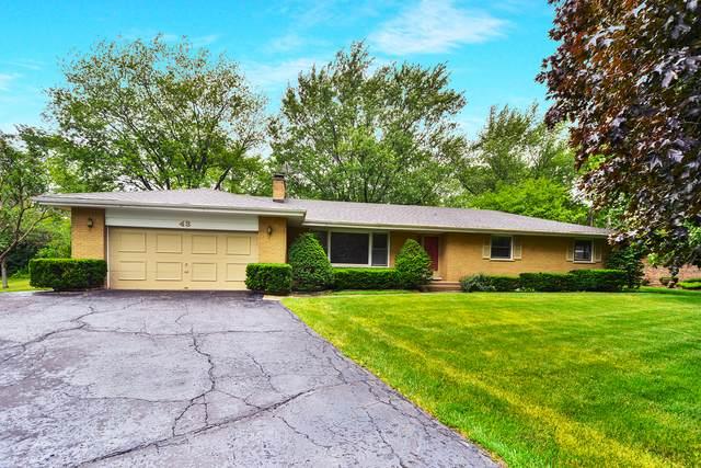 43 Lagoon Drive, Hawthorn Woods, IL 60047 (MLS #11124815) :: John Lyons Real Estate
