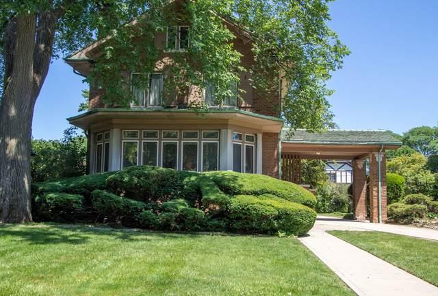 911 Lathrop Avenue, River Forest, IL 60305 (MLS #11124854) :: John Lyons Real Estate