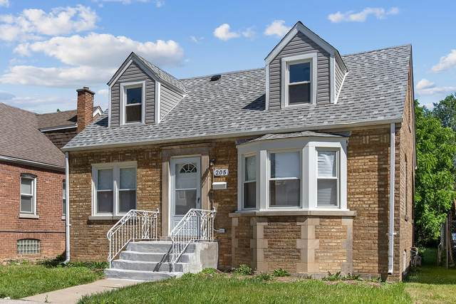 205 Hillcrest Avenue, Chicago Heights, IL 60411 (MLS #11124894) :: BN Homes Group