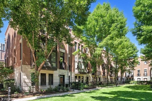 1729 W Surf Street #47, Chicago, IL 60657 (MLS #11124896) :: John Lyons Real Estate