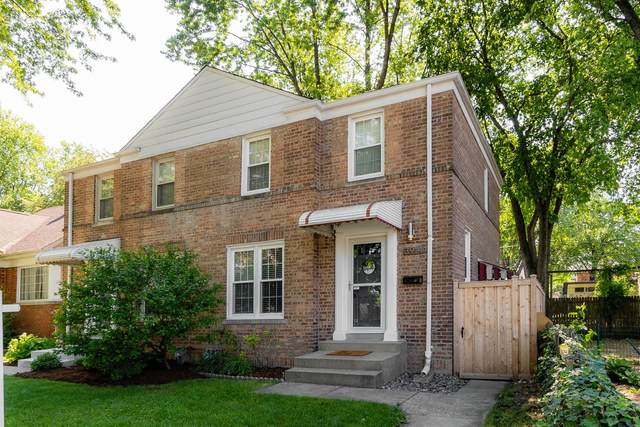 3914 Oak Avenue, Brookfield, IL 60513 (MLS #11124942) :: Rossi and Taylor Realty Group