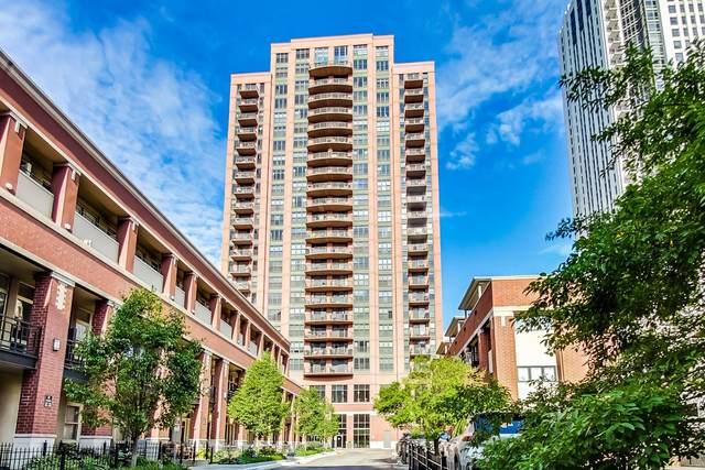 330 N Jefferson Street #1003, Chicago, IL 60661 (MLS #11124958) :: Suburban Life Realty