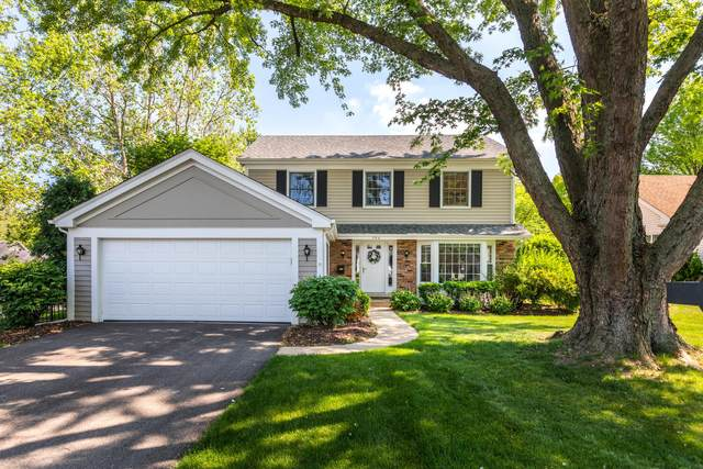 520 Bayberry Lane, Naperville, IL 60563 (MLS #11124988) :: O'Neil Property Group