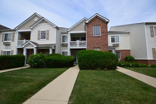 144 Bertram Drive C, Yorkville, IL 60560 (MLS #11125019) :: O'Neil Property Group