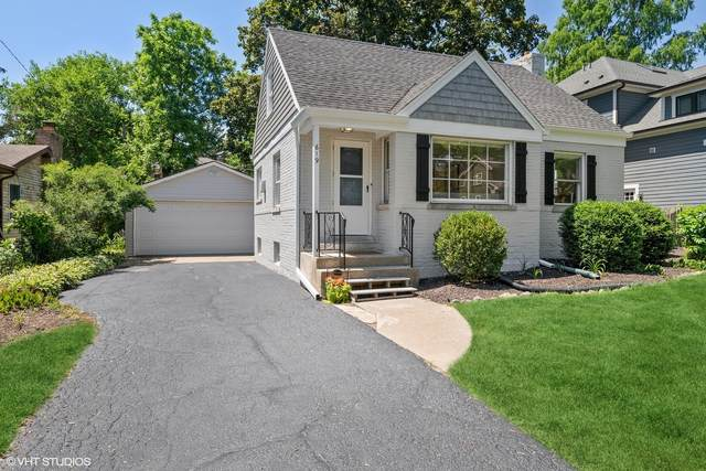 619 Wrightwood Terrace, Libertyville, IL 60048 (MLS #11125020) :: The Wexler Group at Keller Williams Preferred Realty
