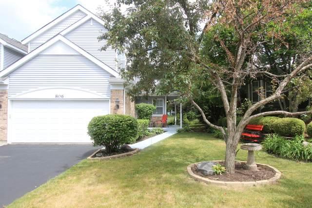 806 Twelve Oaks Parkway, Woodstock, IL 60098 (MLS #11125027) :: Lewke Partners