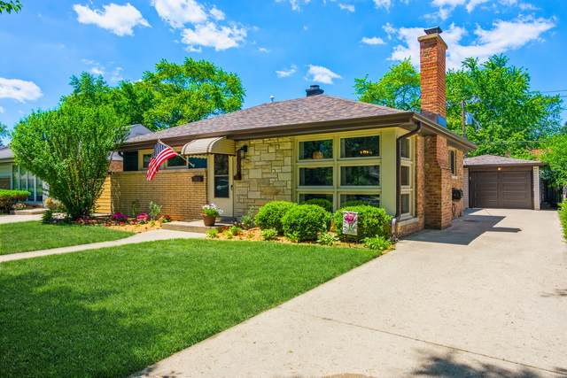 9026 Mansfield Avenue, Morton Grove, IL 60053 (MLS #11125028) :: The Wexler Group at Keller Williams Preferred Realty
