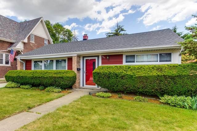 949 W Grant Drive, Des Plaines, IL 60016 (MLS #11125042) :: Jacqui Miller Homes