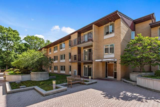 2420 W Talcott Road #214, Park Ridge, IL 60068 (MLS #11125064) :: BN Homes Group