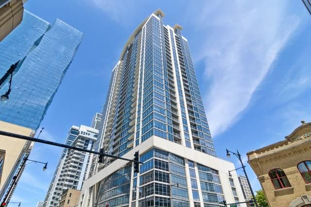 100 E 14th Street #2809, Chicago, IL 60605 (MLS #11125072) :: Lewke Partners - Keller Williams Success Realty