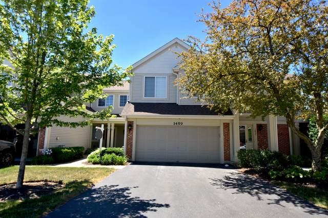 1459 N Waterbury Circle, Palatine, IL 60074 (MLS #11125123) :: The Wexler Group at Keller Williams Preferred Realty