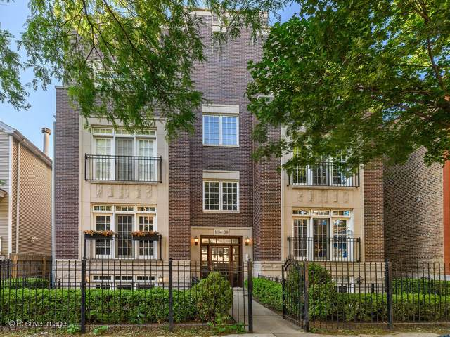 1138 W Patterson Avenue 1W, Chicago, IL 60613 (MLS #11125164) :: Angela Walker Homes Real Estate Group