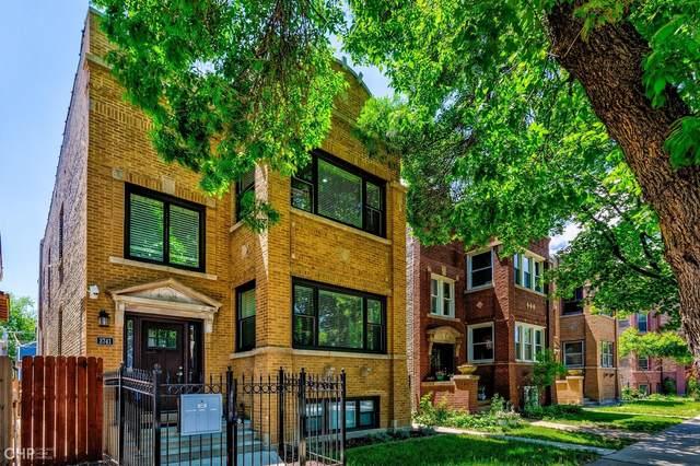 3741 W Addison Street, Chicago, IL 60618 (MLS #11125220) :: Lewke Partners