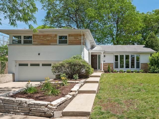2839 Birchwood Court, Wilmette, IL 60091 (MLS #11125224) :: BN Homes Group