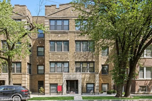 1518 W Addison Street #2, Chicago, IL 60613 (MLS #11125293) :: Lewke Partners