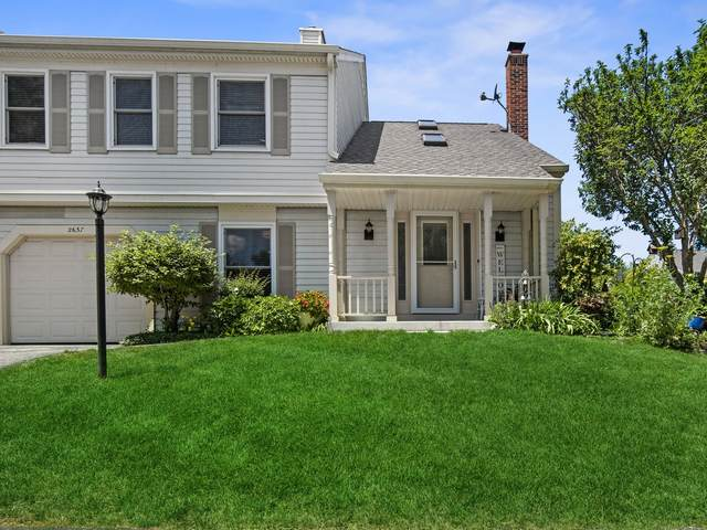 2637 College Hill Circle, Schaumburg, IL 60173 (MLS #11125340) :: John Lyons Real Estate