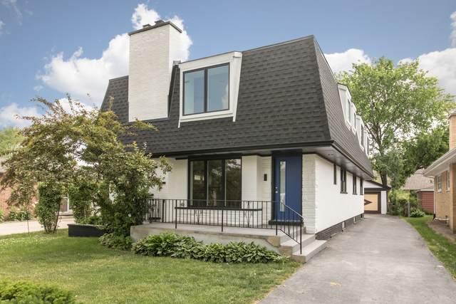107 S Hamlin Avenue, Park Ridge, IL 60068 (MLS #11125347) :: BN Homes Group