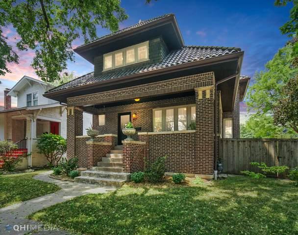 701 S Euclid Avenue, Oak Park, IL 60304 (MLS #11125409) :: Lewke Partners