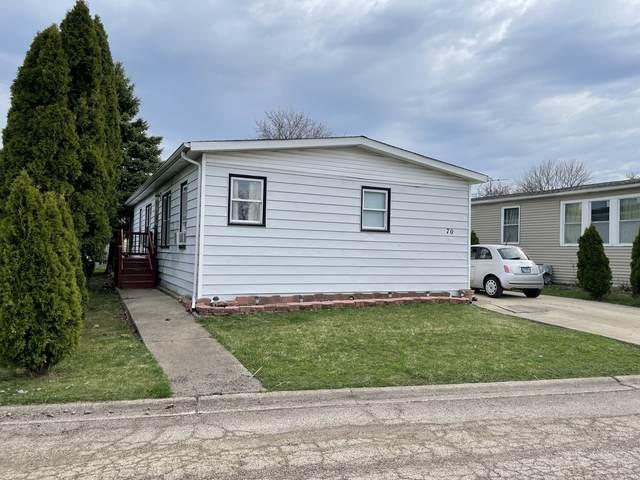70 Buckboard Drive, Wheeling, IL 60090 (MLS #11125420) :: BN Homes Group