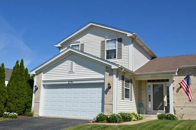 2151 Brayton Place, Plainfield, IL 60586 (MLS #11125430) :: O'Neil Property Group