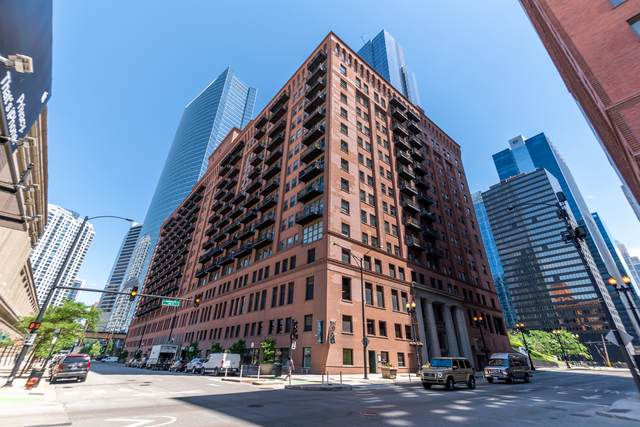 165 N Canal Street #1103, Chicago, IL 60606 (MLS #11125470) :: Jacqui Miller Homes