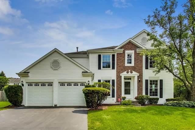881 Marquette Court, Vernon Hills, IL 60061 (MLS #11125499) :: Jacqui Miller Homes