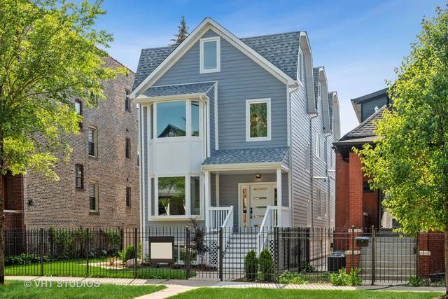 2452 N Campbell Avenue #2, Chicago, IL 60647 (MLS #11125513) :: John Lyons Real Estate