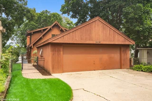 24158 N Lakeside Drive, Lake Zurich, IL 60047 (MLS #11125572) :: O'Neil Property Group