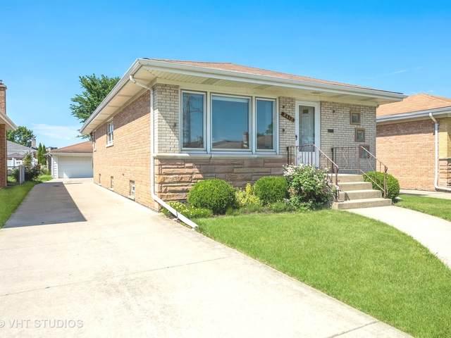 8612 W Ainslie Street, Norridge, IL 60706 (MLS #11125582) :: BN Homes Group