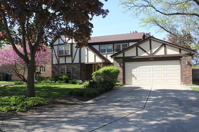 740 W Whitegate Court, Mount Prospect, IL 60056 (MLS #11125657) :: BN Homes Group